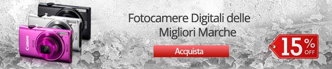 fotocamere in offerta
